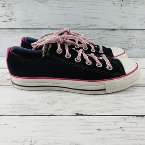 Converse Chuck Taylor All Star velvet sneakers 8